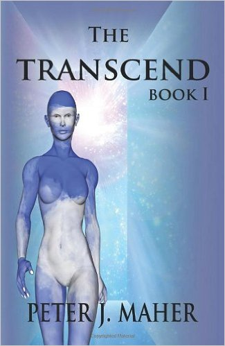 Book Cover: The Transcend: Book I by Peter J. Maher