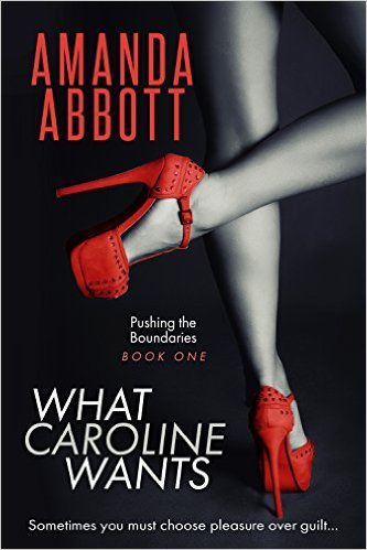 Book Cover: What Caroline Wants by Amanda Abbott