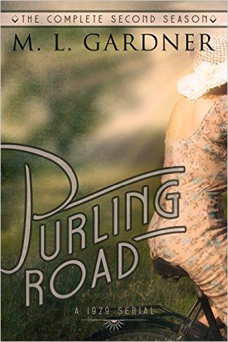 Book Cover: Purling Road byM. L. Gardner