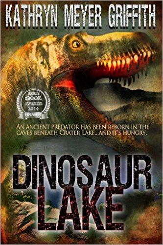Book Cover: Dinosaur Lake byKathryn Meyer Griffith
