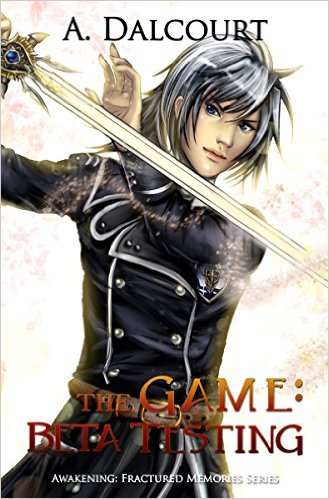 Book Cover: The Game by A. Dalcourt