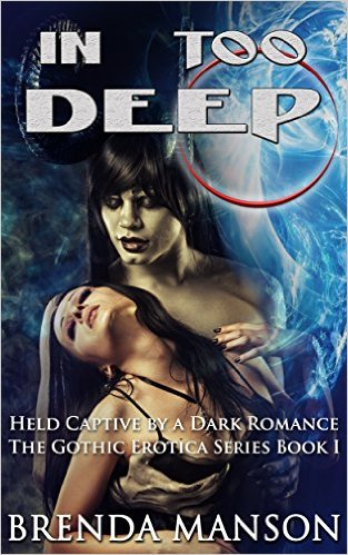 Book Cover: In Too Deep by Brenda Manson
