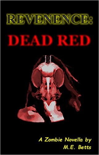 Book Cover: Revenence: Dead Red by M.E. Betts