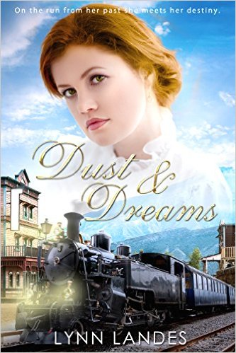Book Cover: Dust and Dreams by Lynn Landes