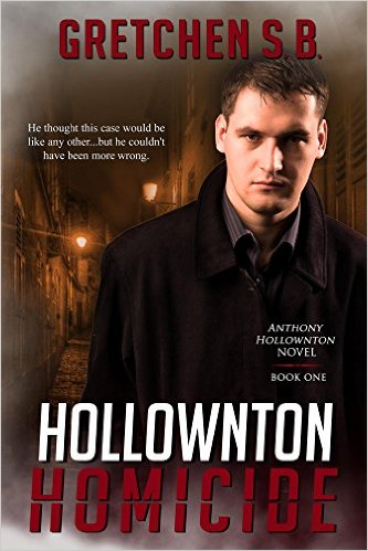 Book Cover: Hollownton Homicide by Gretchen S. B.
