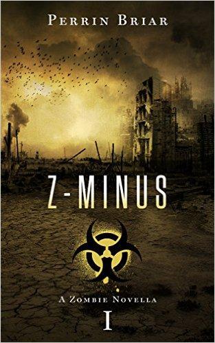 Book Cover: Z-MINUS 1 byPerrin Briar