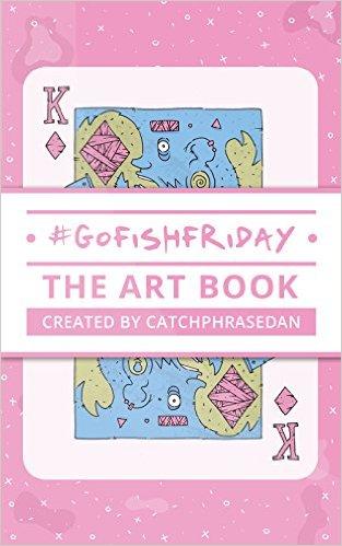 Book Cover: GoFishFriday byCatchphraseDan