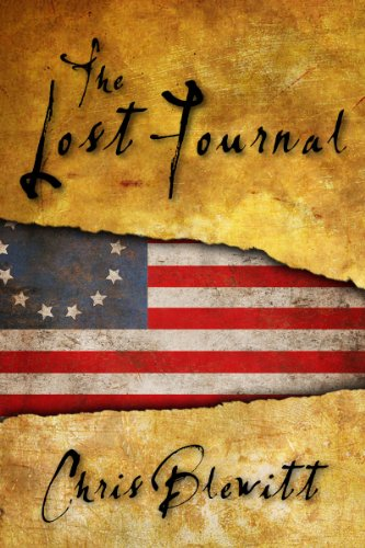 Book Cover: The Lost Journal - historical fiction by Chris Blewitt