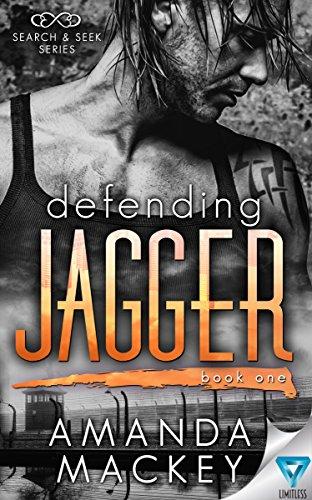 Book Cover: Defending Jagger by Amanda Mackey