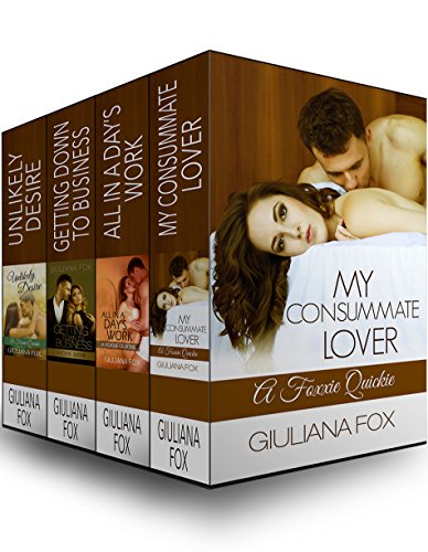 Book Cover: Quick and Steamy by Giuliana Fox