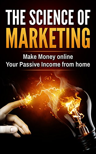 Book Cover: The Science of Marketing by M. Hayes