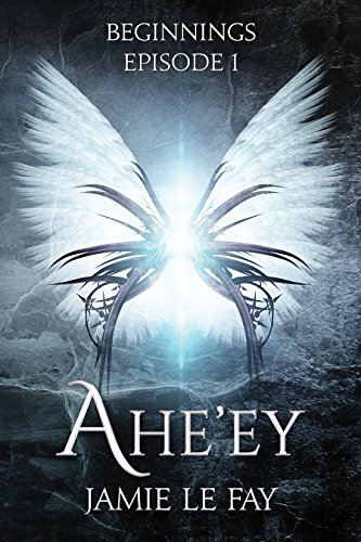 Book Cover:  Ahe'ey by Jamie Le Fay