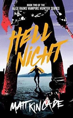Book Cover: Hell Night byMatt Kincade