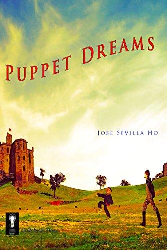 Book Cover: Puppet Dreams by Jose Sevilla Ho
