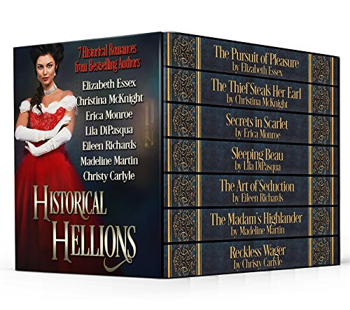 Book Cover: Historical Hellions