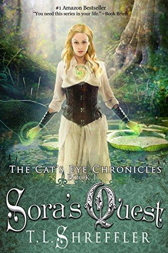 Book Cover: Sora's Quest by T. L. Shreffler