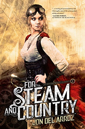 Book Cover: For Steam And Country by Jon Del Arroz