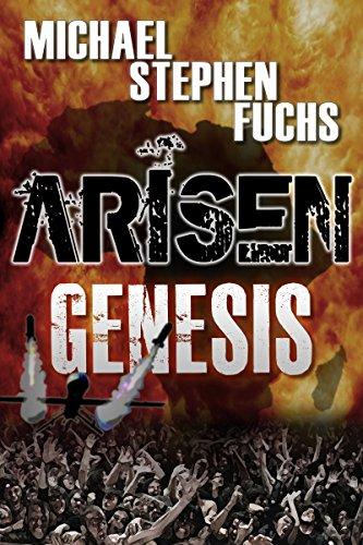 Book Cover: ARISEN: Genesis by Michael Stephen Fuchs