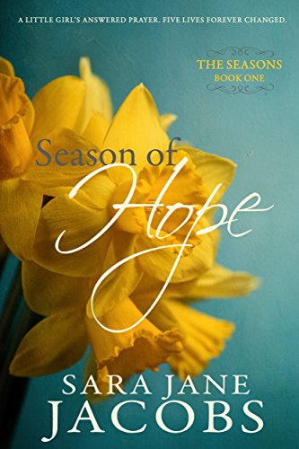Book Cover: Season of Hope by Sara Jane Jacobs