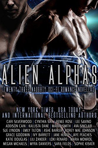 Book Cover: Alien Alphas by Sara Fields