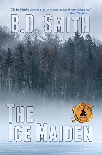 Book Cover: The Ice Maiden by B. D. Smith