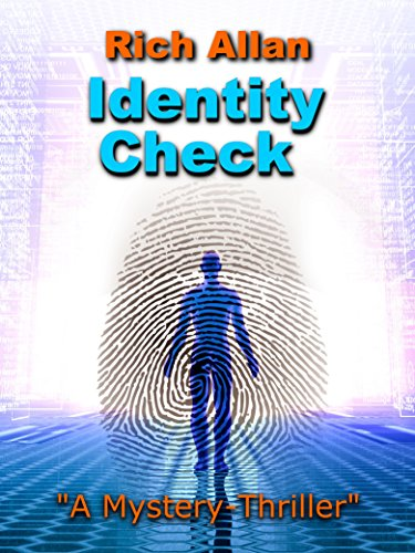 Book Cover: Identity Check by Rich Allan