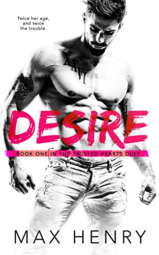 Book Cover: Desire byMax Henry