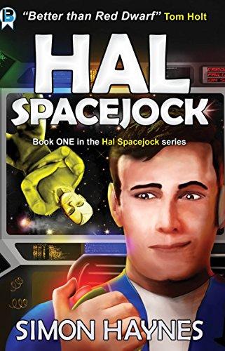 Book Cover: Hal Spacejock bySimon Haynes
