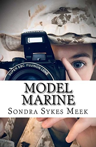 Book Cover: Model Marine by Sondra Sykes Meek