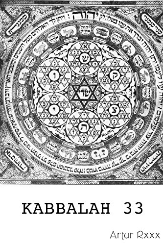 Book Cover: Kabbalah 33 - Preview by Artur Rxxx