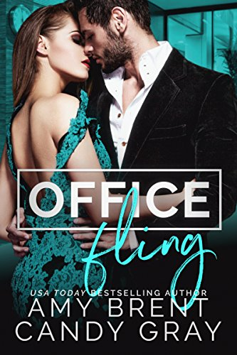 Book Cover: Office Fling by Amy Brent