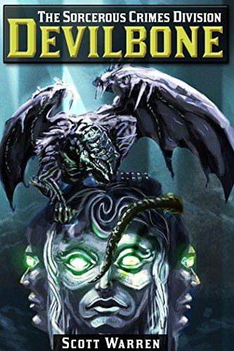 Book Cover: The Sorcerous Crimes Division: Devilbone by Scott Warren
