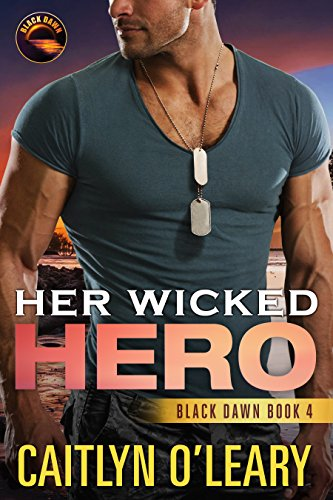 Book Cover: Her Wicked Hero by Caitlyn O'Leary