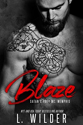 Book Cover: Blaze: Satan's Fury MC by L. Wilder