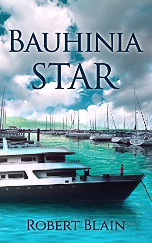 Bauhinia Star by Robert Blain