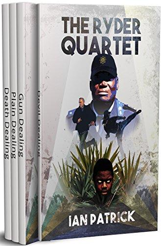 Book Cover: The Ryder Quartet E-reader Boxset by Ian Patrick