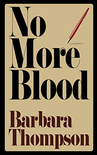No more blood by Barbara Thompson