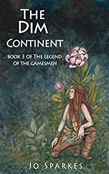 The Dim Continent by Jo Sparkes