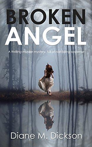 Book Cover: BROKEN ANGELby Diane Dickson