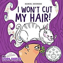 I won't cut my hair by Daniel Georges