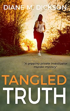 Tangled Truth by Diane M Dickson