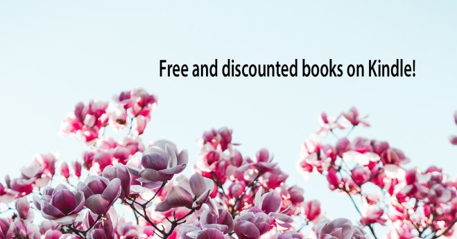 Let love blossome with discounted Kindle books!