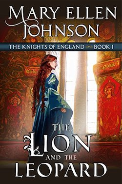 The Lion and the Leopard by Mary Ellen Johnson