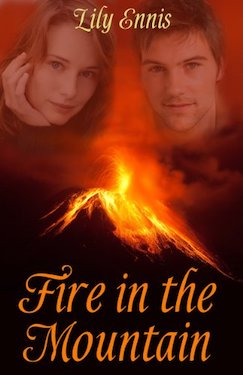 Fire in the Mountain by Lily Ennis