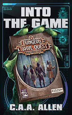 Into the game by C A A Allen