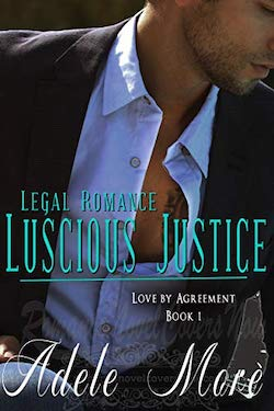 Luscious Justice by Adele More