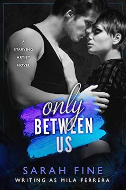 Only Between us by Sarah Fine