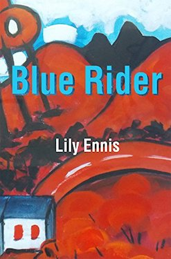 Blue Rider by Lily Ennis