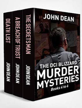 The DCI Blizzard Murder Mysteries