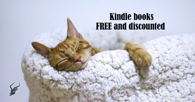 Free and discounted books on Kindle!